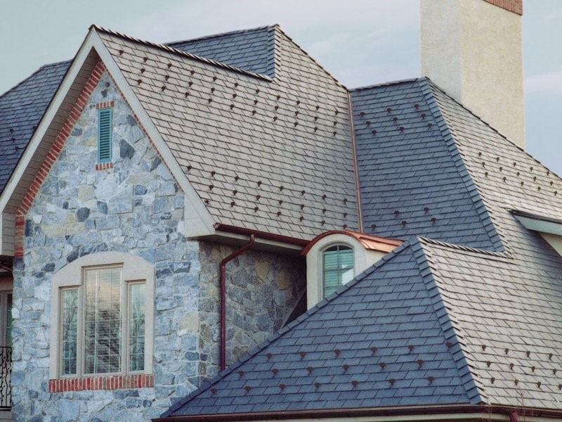 What's the & MORE For? EcoStar Synthetic Roofing