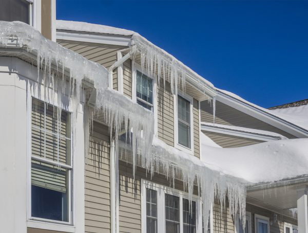"""Ask the Expert: """"Can Heavy Snow Damage My Roof & Gutters?"""""""