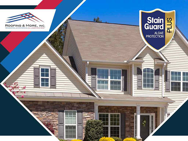 How GAF's StainGuard Plus™ Technology Protects Your Roof From Algae