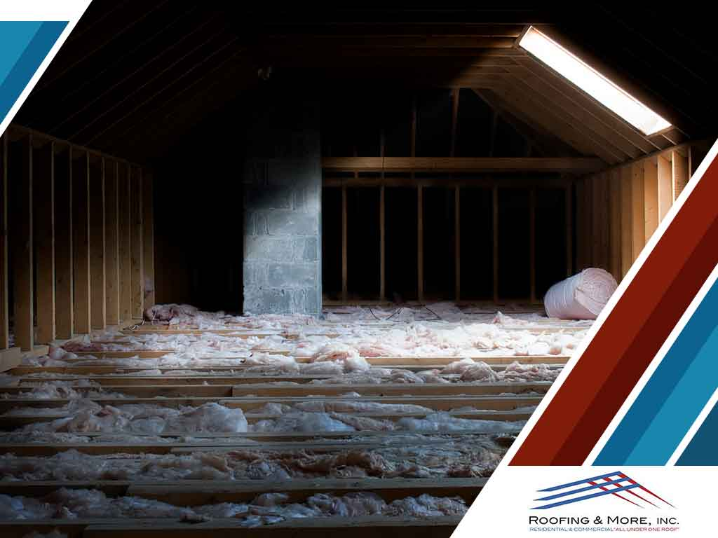 4 Different Types of Attic Insulation