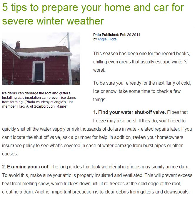 Prevent Ice Dams: Call Your Roofing Contractors in Fairfax