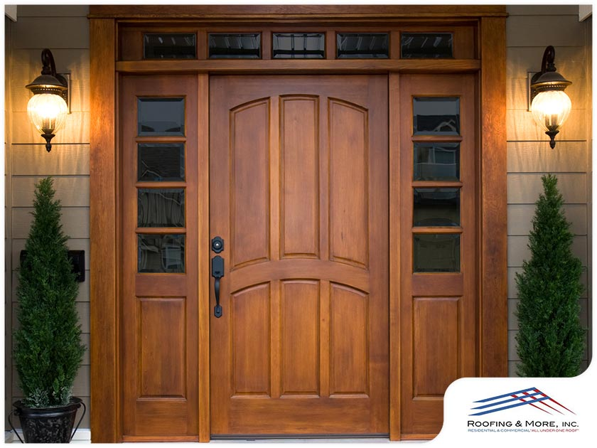 How Sidelights Can Help Improve Your Entry Door