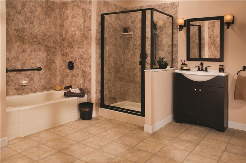 Designing a Traditional Style Bathing Area
