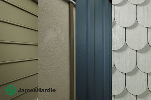 Ultimate guide to James Hardie siding styles: profiles, trim, and more  (Article)
