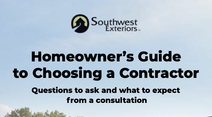 Homeowner's Guide to Choosing a Contractor (Download/Video)