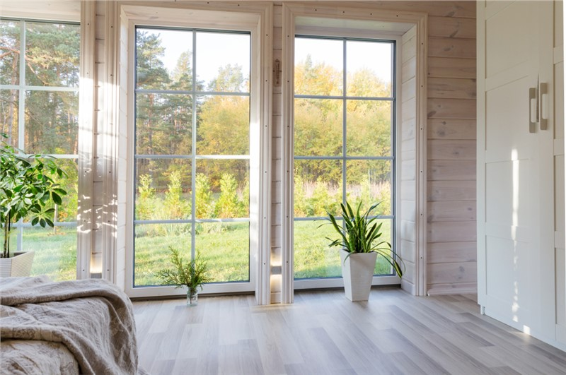 Finding the Right Size Window for a Room