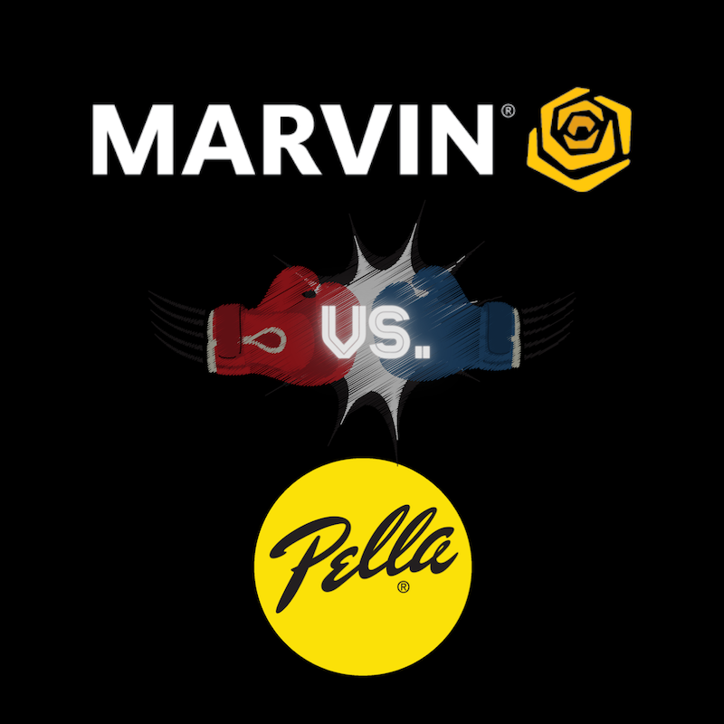 Marvin Ultimate Window vs. Pella Reserve Window: Which is better? (Article)