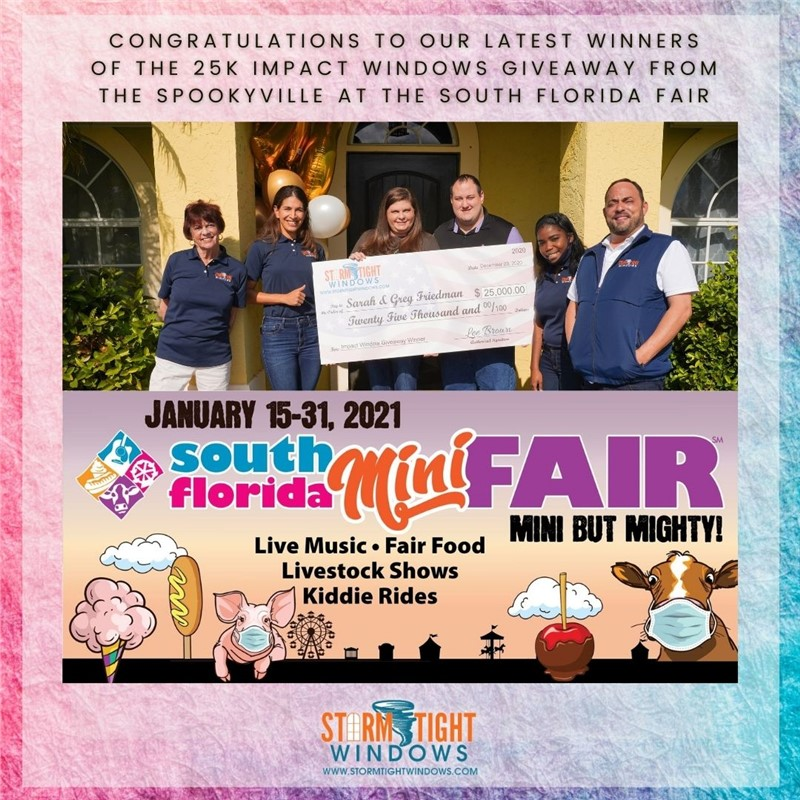 "The South Florida ""Mini"" Fair Is On!"