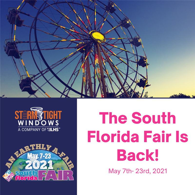 The South Florida Fair Is Back!