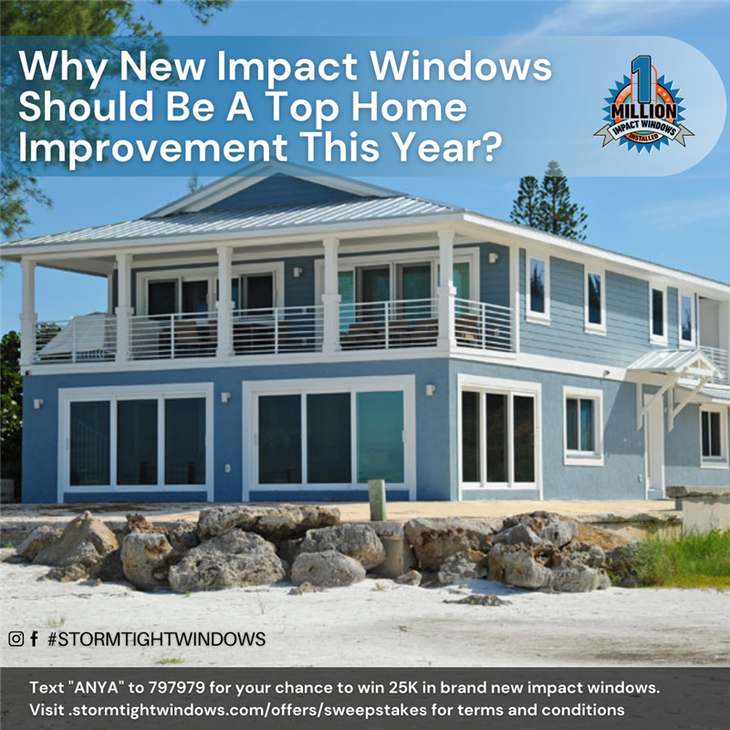 Why New Windows Should be a Top Home Improvement Priority this Year