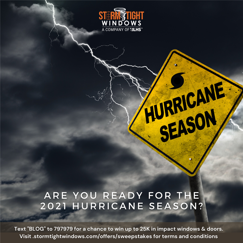 Are You Ready For The 2021 Hurricane Season?