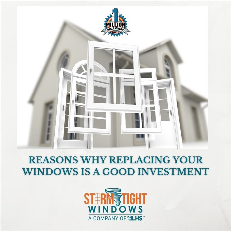 Reasons Why Replacing Your Old Windows Is a Good Investment