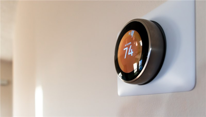 AC Installation with Smart Thermostat to Save Money
