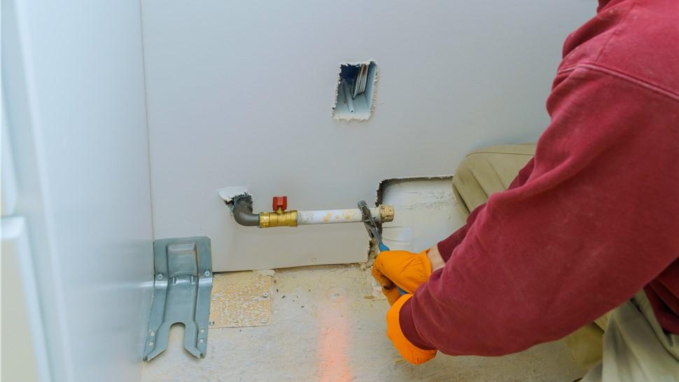 Plumbing Gas Line Photo 1