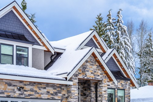 Don't Wait! Why You Should Replace Your Roof Before Snow Season.