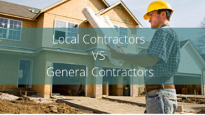 LocalContractors VS General Contractors