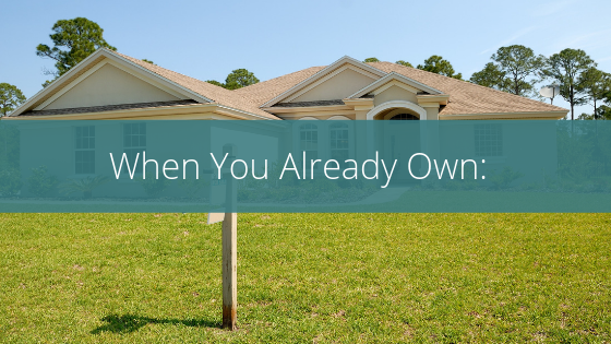 how old is my roof? when you already own a home
